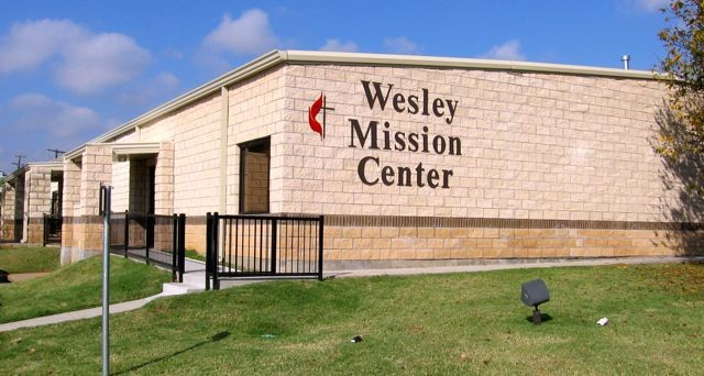 Wesley Mission Center Photo